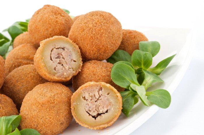 Ricetta X Olive Ascolane.Olive All Ascolana Ricetta