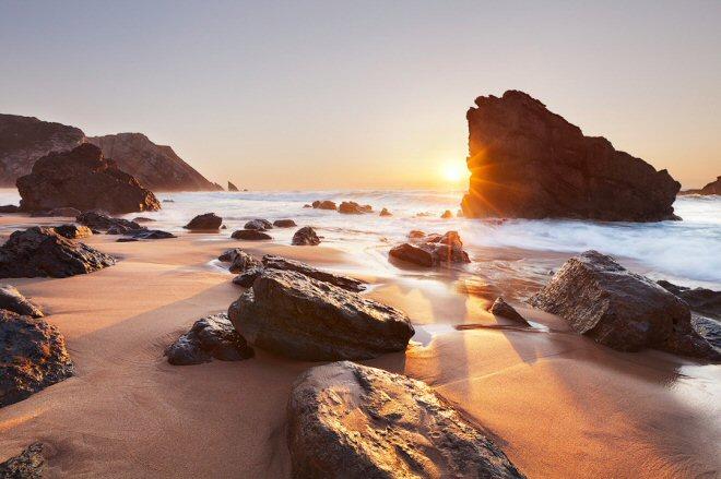 spiaggia Adraga