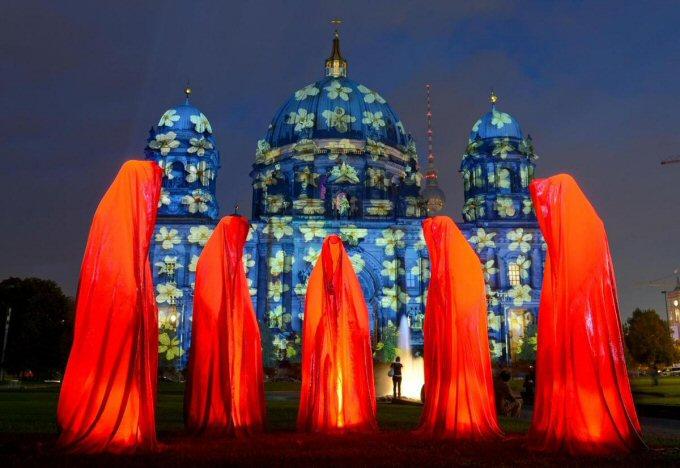 berlino festival delle luci