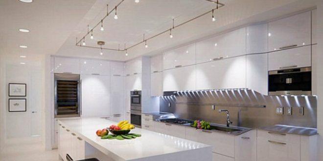 Come illuminare una cucina moderna