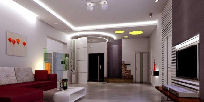 Come illuminare un soggiorno moderno - Illuminazione casa moderna ...