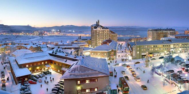 Kiruna città svedese sarà spostata