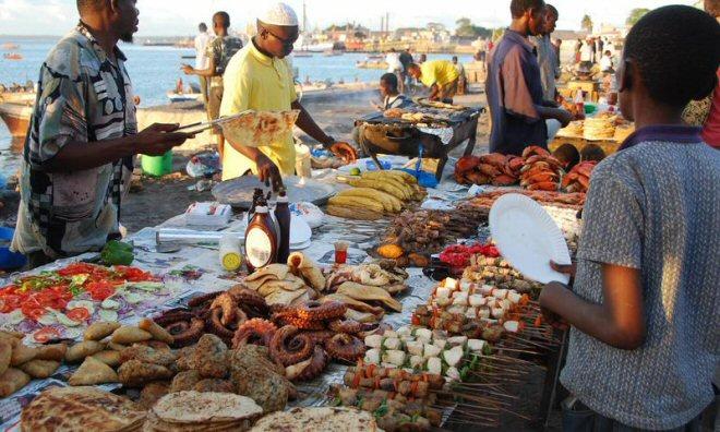 Capodanno Zanzibar Stone Town