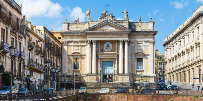 Week End a Catania cosa vedere