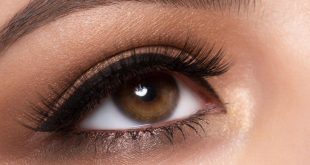Come truccare occhi marroni