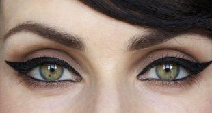 Truccare occhi verdi