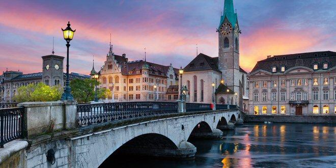 Visitare Zurigo