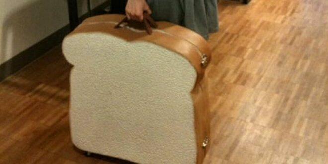 cibo bagaglio a mano