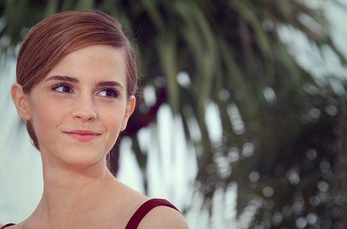 The Press Tour: Emma Watson e la moda ecosostenibile