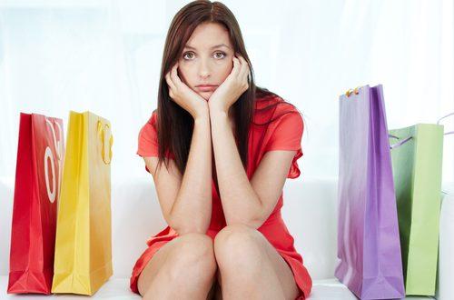 Shopping compulsivo: quando spendere diventa una droga