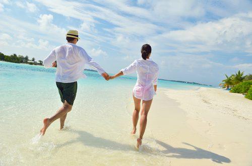 Vita di coppia: prima vacanza, croce o delizia?