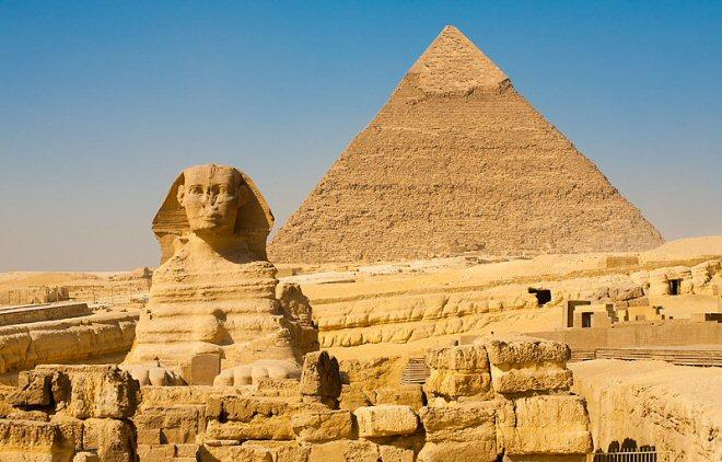 egitto vedere le piramidi