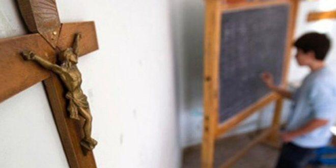insegnamento religione a scuola