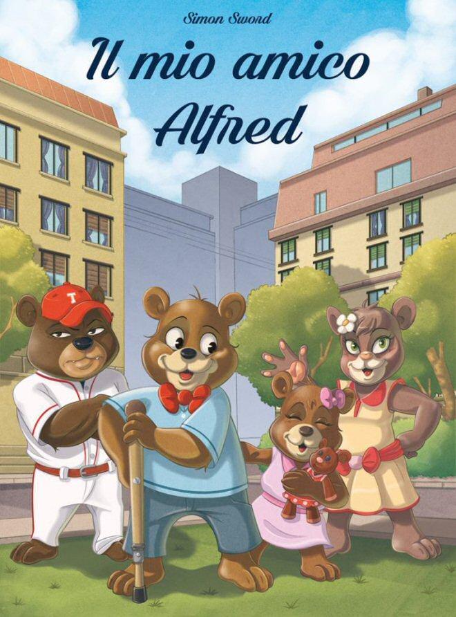 Il mio amico Alfred libro