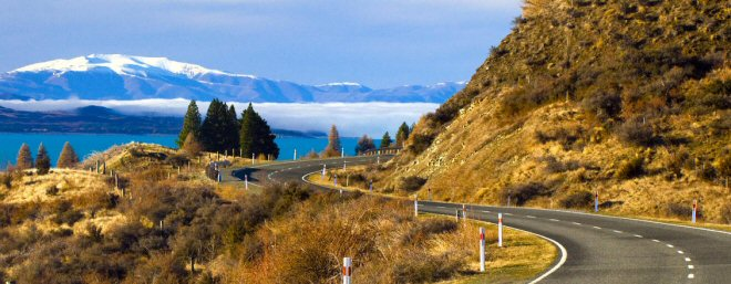 Nuova Zelanda cosa vedere