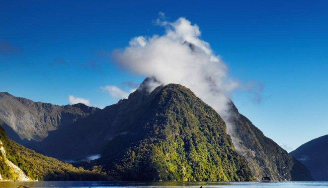 nuova zelanda vulcani