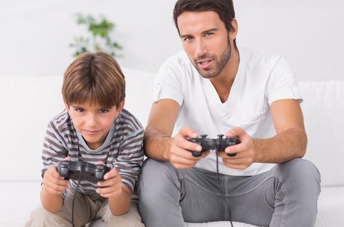 Videogiochi: quando sono utili ai nostri figli