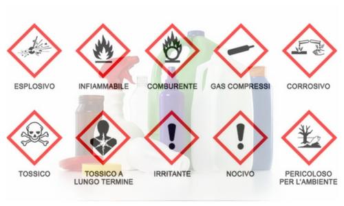 Nuove etichette per prodotti chimici: si rischia un disastro ambientale