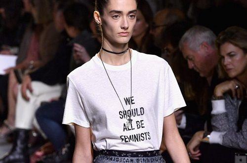 T-Shirt e slogan: torna la moda delle scritte