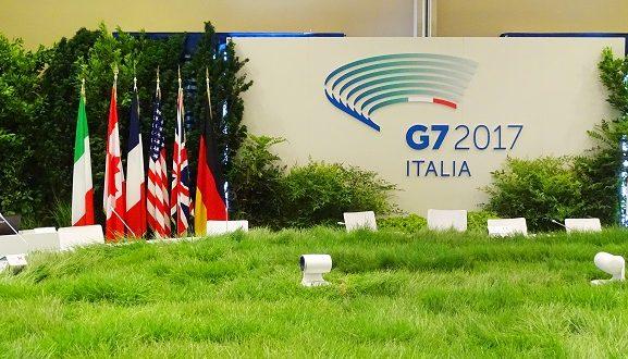 G7 Ambiente: decarbonizzazione dell'economia entro la metà del secolo