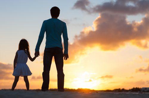 Genitori separati in vacanza con i figli
