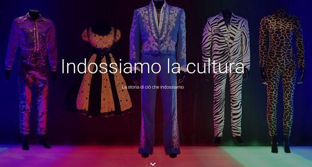 """""""We Wear Culture"""": la storia della moda, su Google Arts&Culture"""