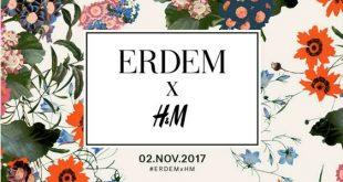 Nuova collaborazione per H&M: Erdem Moralioglu
