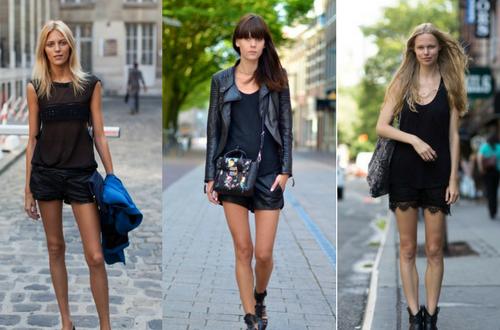 Moda: nero in estate? Si può!