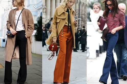 Moda A/I: torna il jeans a zampa!