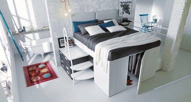 Casa: idee per una camera da letto piccola