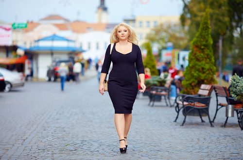 Curvy è bello: i migliori outfit