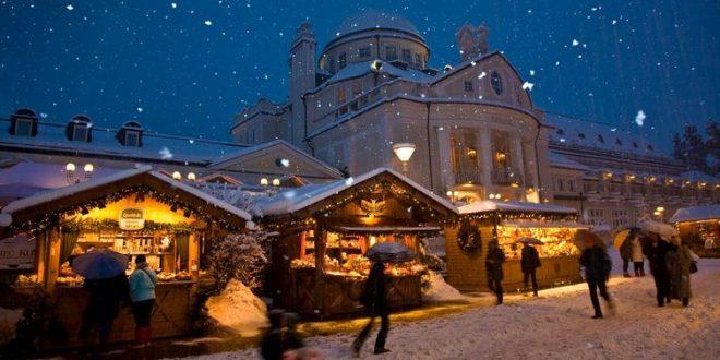 Mercatini Di Natale A Merano Foto.Iniziative E Mercatino Di Natale Merano 2017