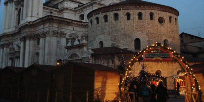 Mercatino Natale Brescia