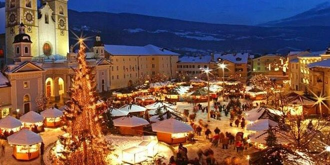 Mercatino Di Natale Bressanone Foto.Iniziative E Mercatino Di Natale Bressanone 2017