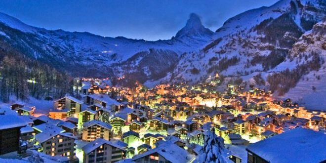 Mercatino Natale Valle Aosta