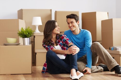 Coppia: qual è il momento giusto per trasferirsi?