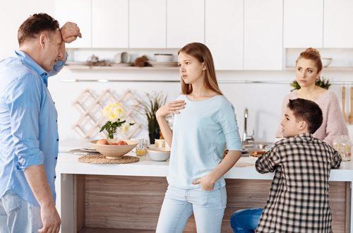 Bullismo: quando i figli imparano dai genitori