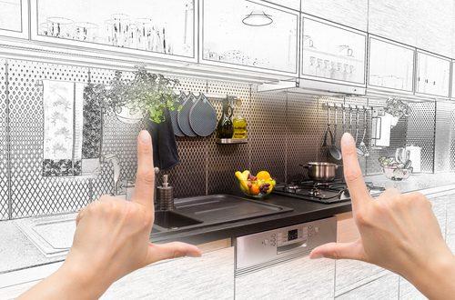 La casa perfetta passa per una cucina ben organizzata