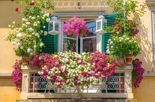 Arredo da balcone: cosa evitare?