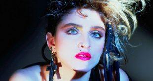 Cosmetici anni Ottanta, il rossetto fucsia di Madonna