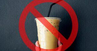 Stop alla plastica usa e getta