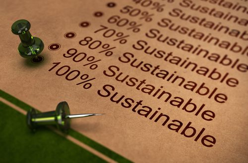 100% sostenibile green