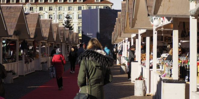 Mercatino Natale Torino 2018
