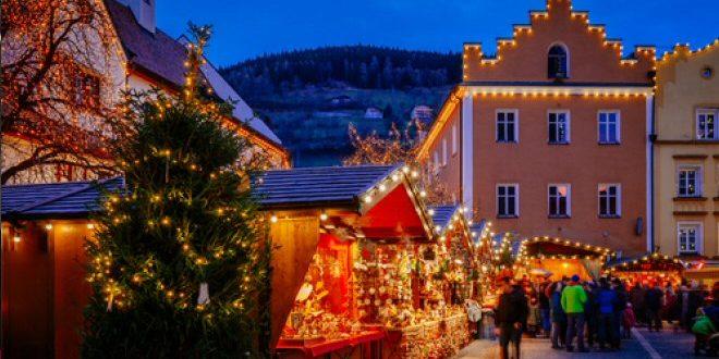 Mercatini Di Natale Bolzano 2018.Mercatino Di Natale Di Bolzano 2018