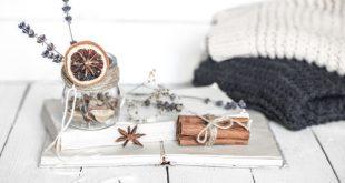 arancia essiccata cannella profumazione casa