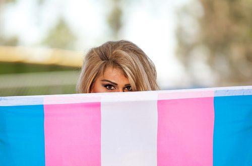 bandiera pride trans