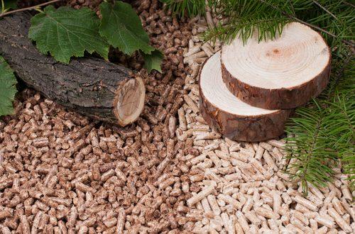 legno e pellet
