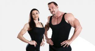 fisico asciutto e muscoloso