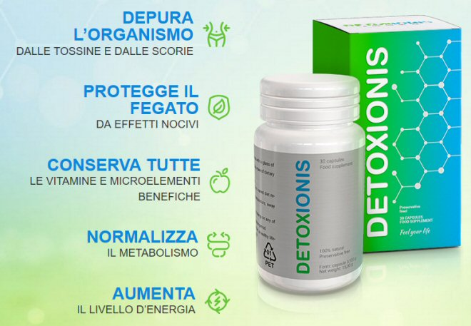 detoxionis purificare organismo