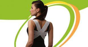 correttore posturale per spalle e schiena
